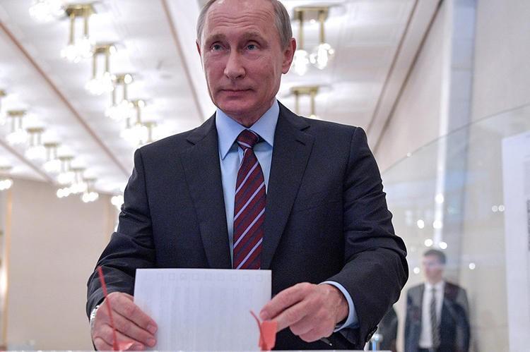 Голосование Путина в Крыму встревожило Киев