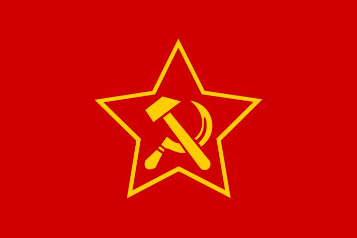 Подлинная история красной пятиконечной звезды коммунистов