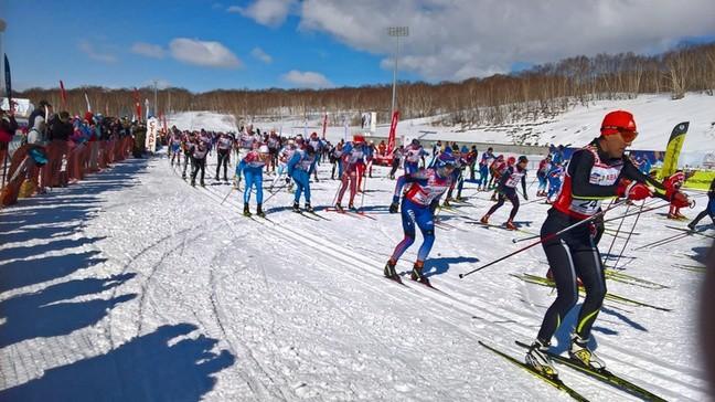 Алексей Шемякин стал победителем сверхмарафона Чемпионата России по лыжным гонкам