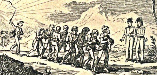 «Огораживание». Британская элита провела геноцид своего народа