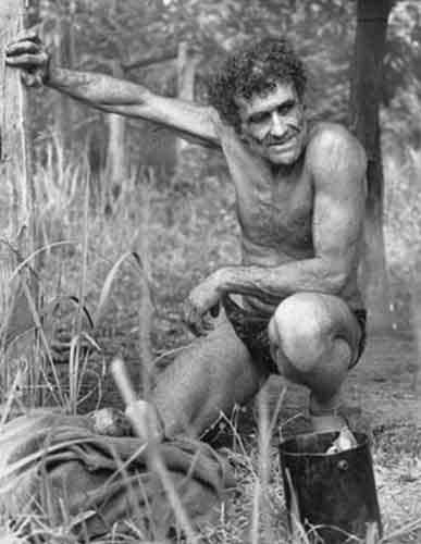 60 лет в дикой природе: история Русского Тарзана