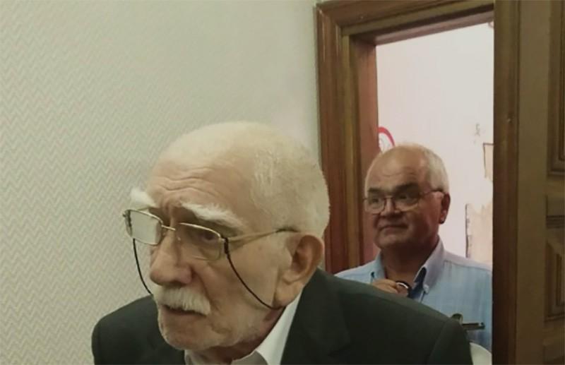Рудинштейн о госпитализированном Джигарханяне: «Здоровье его очень плохо»