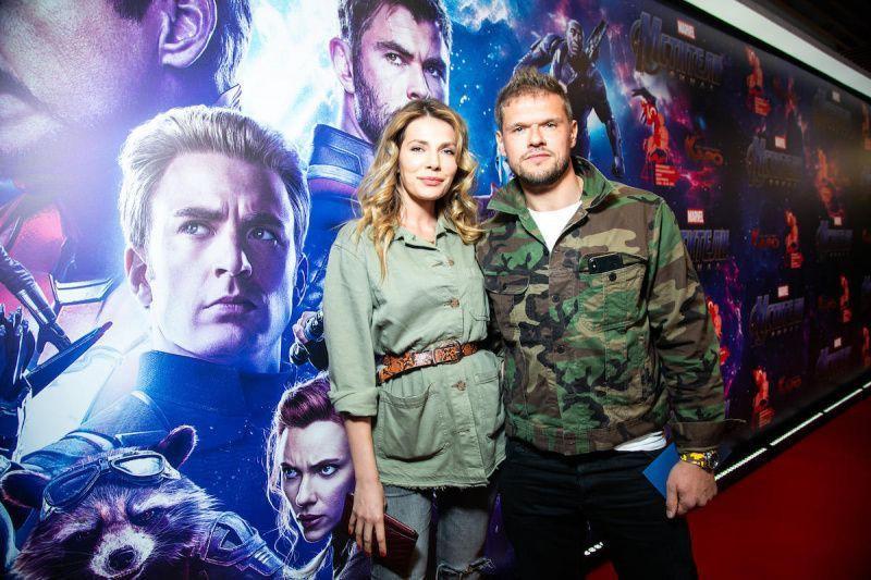 Новая любовь Владимира Яглыча - такая же красавица, как и его бывшая жена, Светлана Ходченкова