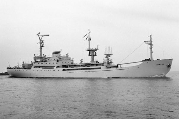 Морской космический флот СССР — корабли «призраки»