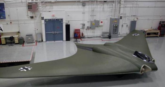 ВВС США создали «НЛО» и приказали его уничтожить