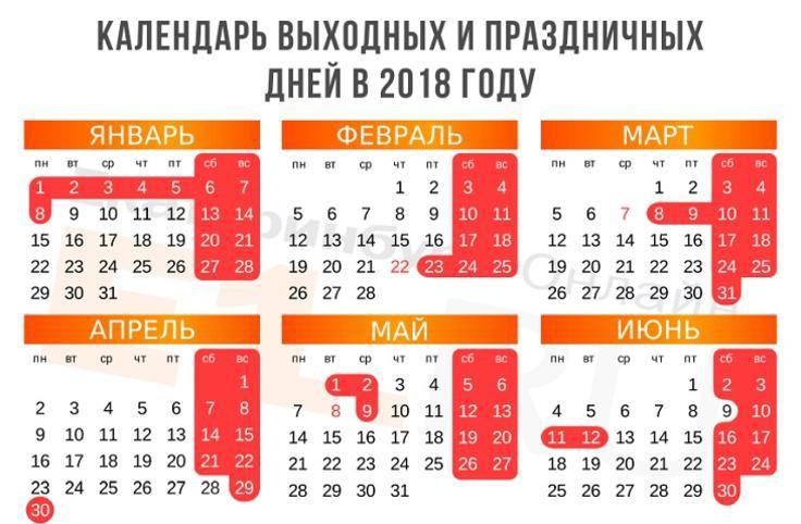 Как отдыхаем на 8 Марта в 2018 году: выходные дни в марте