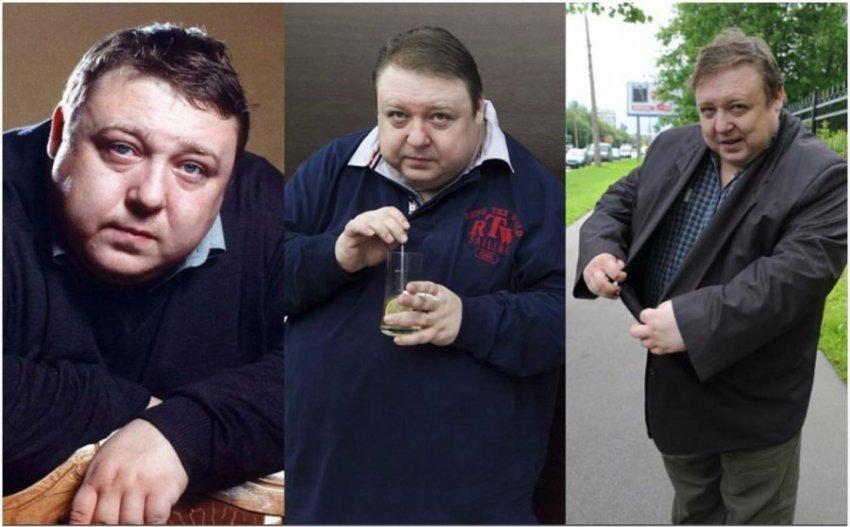 Актер Александр Семчев придумал новый метод борьбы с лишним весом
