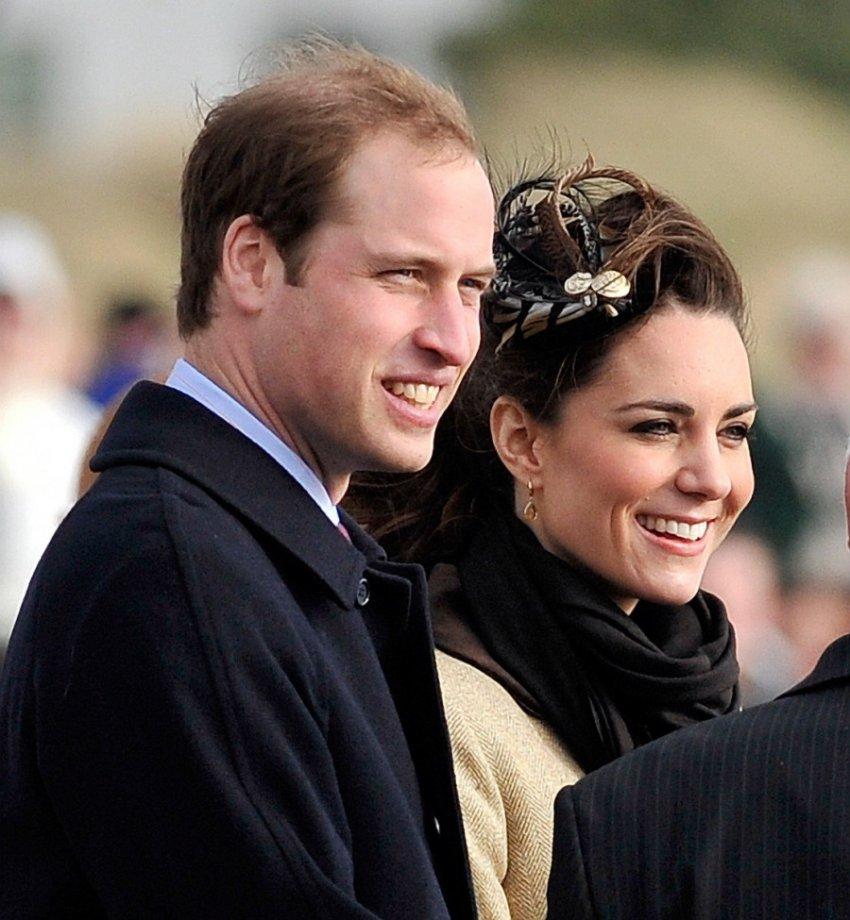 Кейт Миддлтон подстроила первую встречу с будущим мужем принцем Уильямом