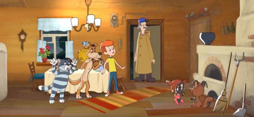 Новый персонаж мультфильма «Возвращение в Простоквашино» может заговорить голосом Пугачёвой