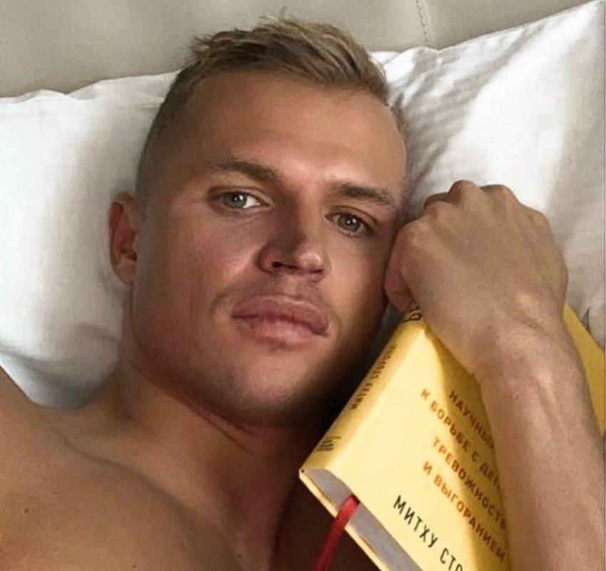Футболиста Дмитрия Тарасова заподозрили в увеличении губ