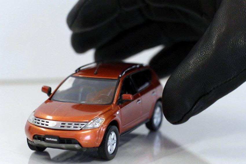Владельцев угнанных автомобилей освободили от транспортного налога