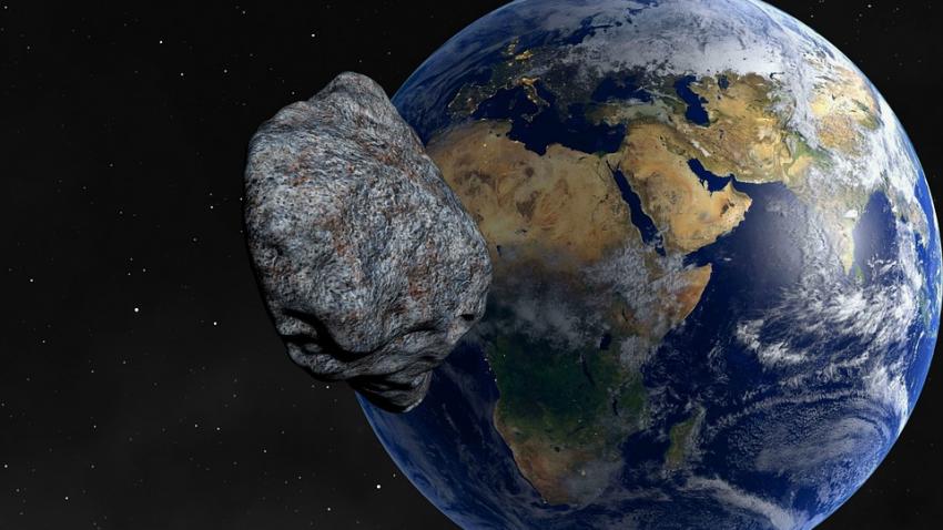 SpaceX и NASA планируют протаранить астероид