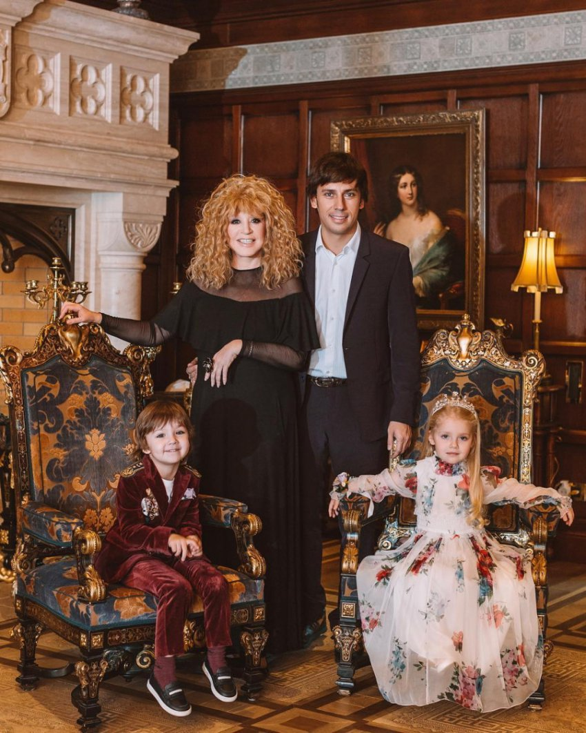 Как Галкин стал идеальным отцом для Лизы и Гарри