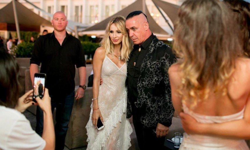Лидеру «Rammstein» Тиллю Линдеманну вновь задали вопрос о ребенке Лободы