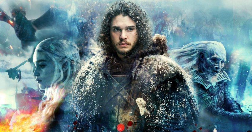 Во время премьеры финального сезона «Игра престолов» произошёл сбой
