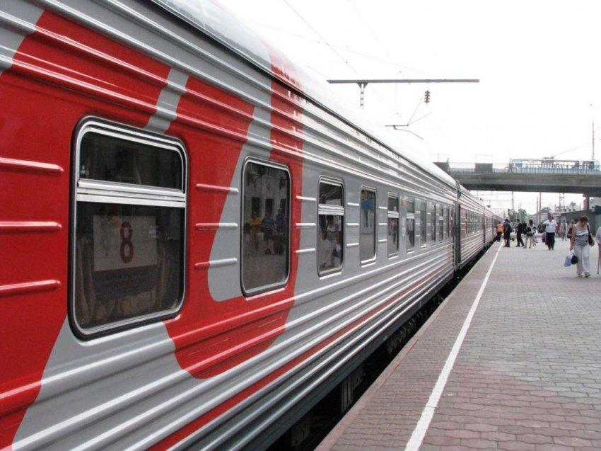Скидки на верхние полки в купе поездов РЖД в апреле-мае 2019 года