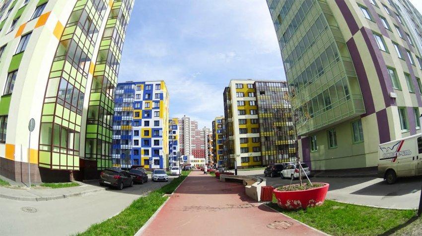 Средняя стоимость квадратного метра жилья в регионах России на 2 квартал 2019 года