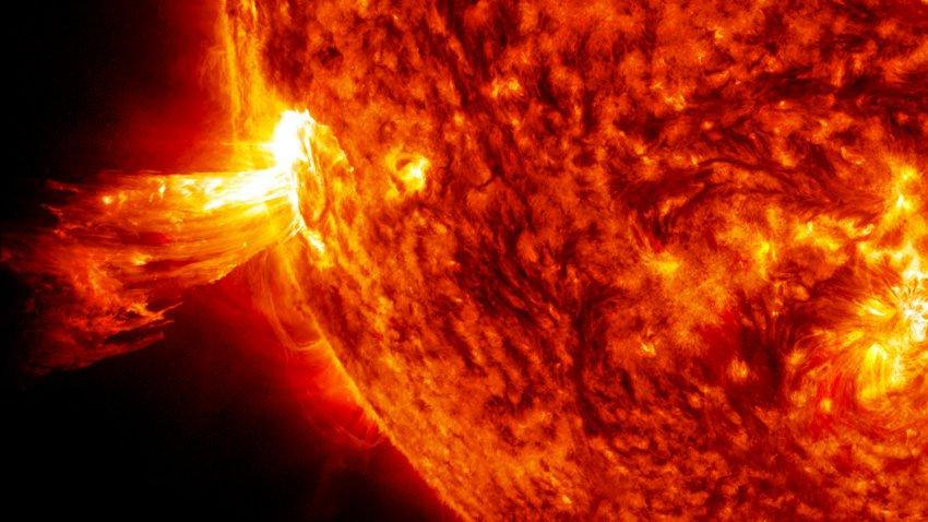 Землю может накрыть самая мощная за последние 14 лет магнитная буря