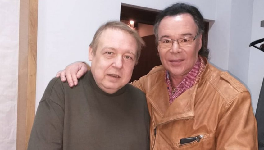 Актер Александр Семчев похудел на 100 килограммов