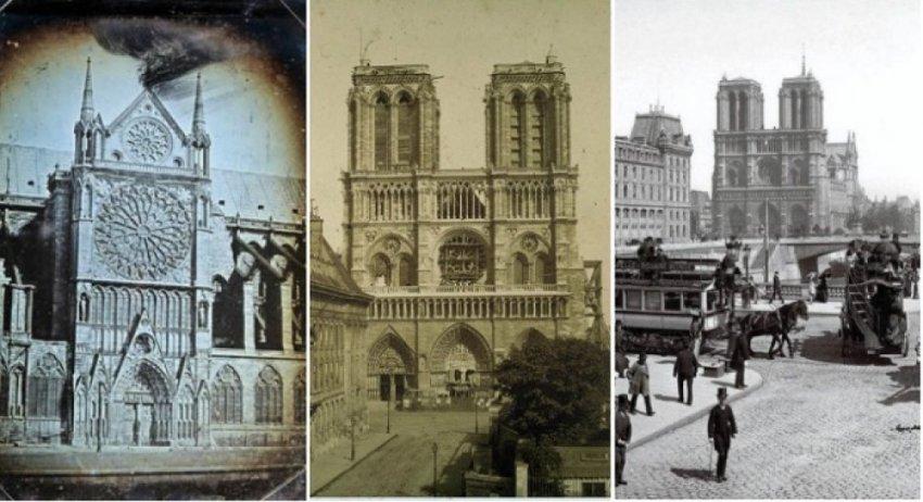 Снос собора и другие события, которые пережил Нотр-Дам с XIV века