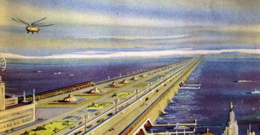 Ледяная трасса и другие арктические проекты СССР, которые не были реализованы
