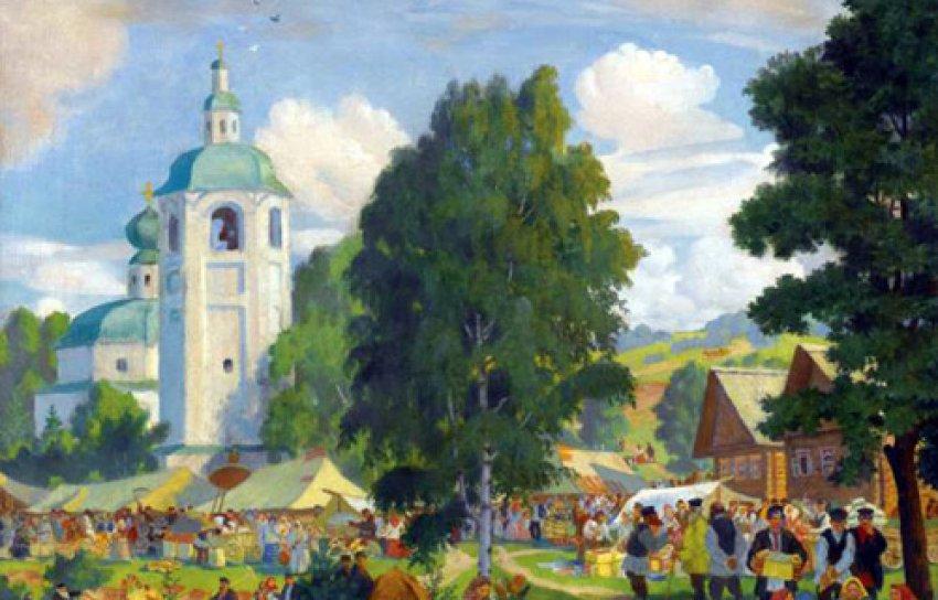 Воспоминания иностранцев об их посещении Руси в разное время
