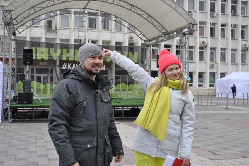 """В Пятигорске состоялся вертикальный забег """"Машук-993"""""""