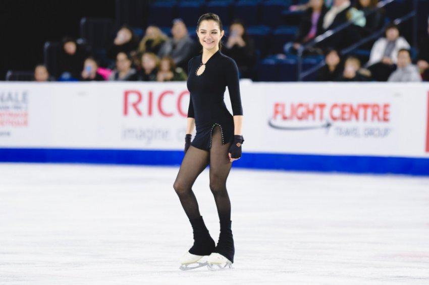 Лена Миро прокомментировала выступление фигуристки Медведевой в Южной Корее