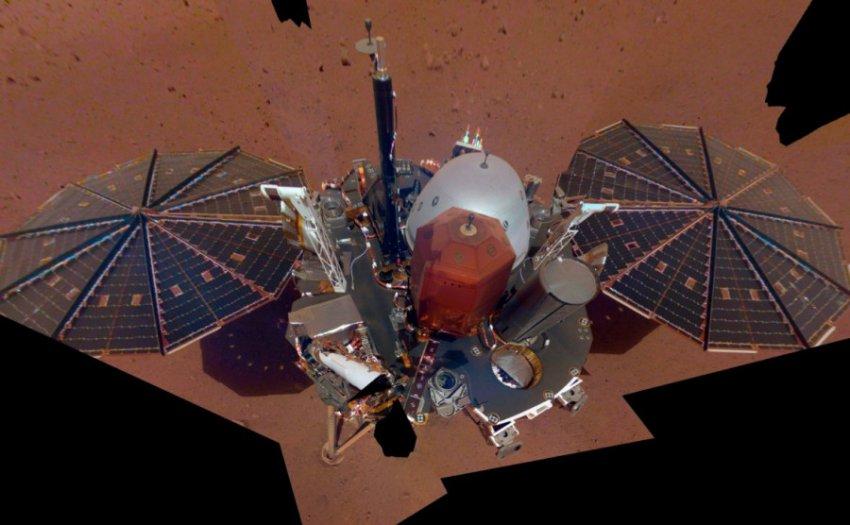Люди впервые зафиксировали землетрясение на Марсе