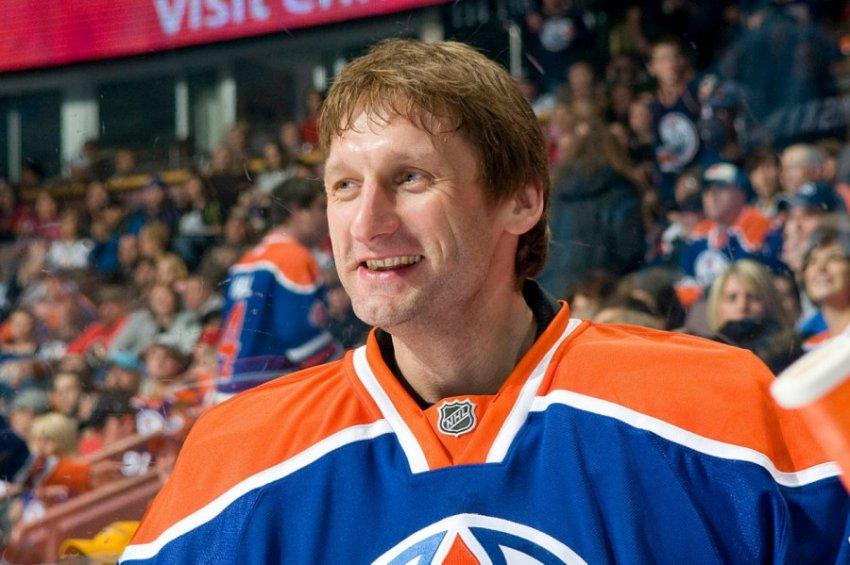 Звезда НХЛ Николай Хабибулин вспомнил, как сидел в самой страшной тюрьме США за пьяную езду