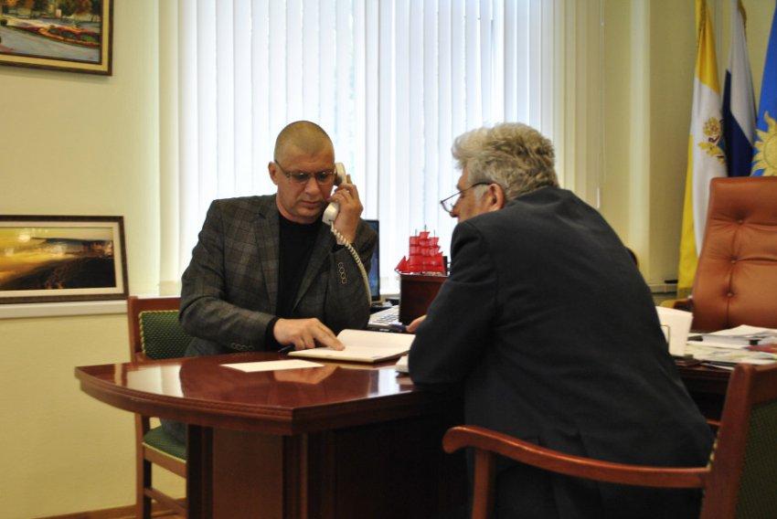 Заместитель главы Кисловодска ответил на вопросы горожан