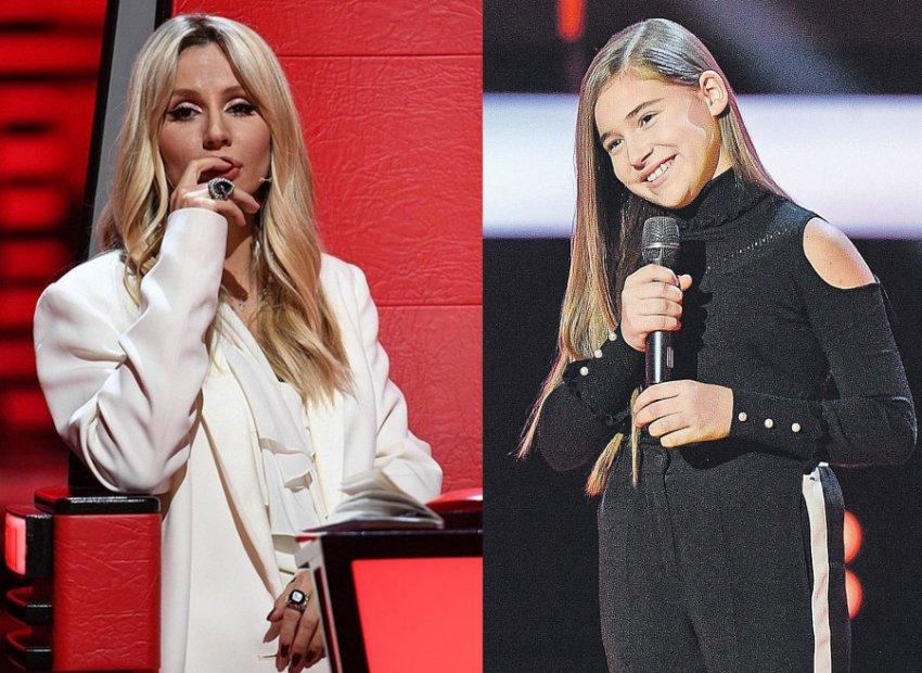 Опубликован протокол голосования за финалистов «Голоса» с дочерью Алсу