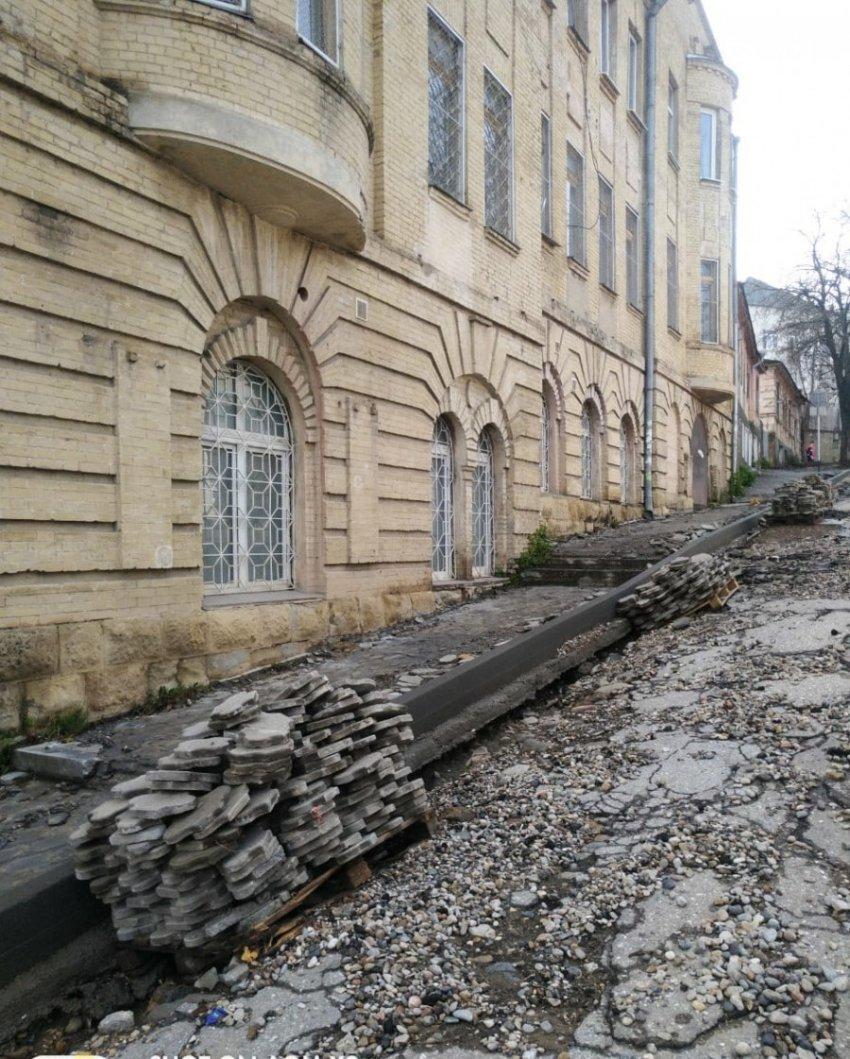 Непогода и людская халатность разрушают Кисловодск