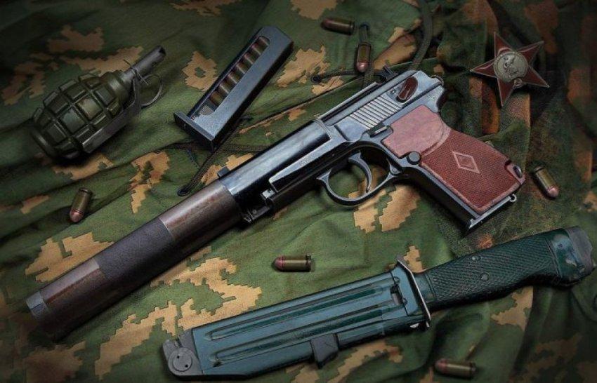 Сделано в СССР: бесшумные пистолеты, которые используют спецслужбы