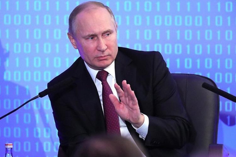 Федеральное послание президента 2018: дата выступления Путина перед Федеральным собранием, когда президент зачитает послание Федеральному собранию в 2018 году