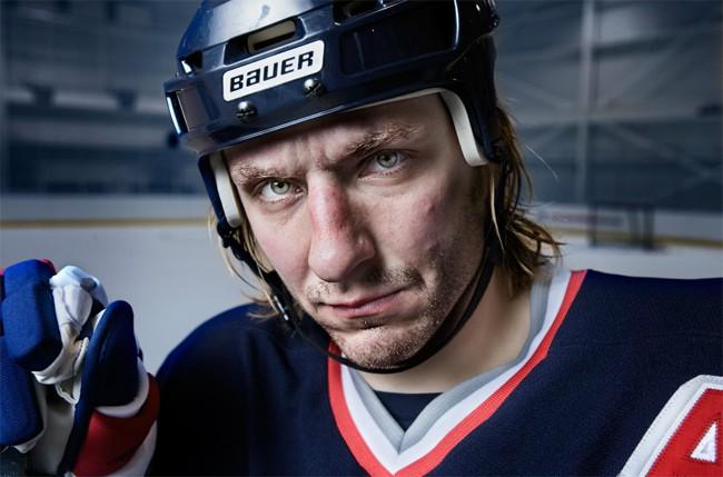 Звезда НХЛ Дарюс Каспарайтис вспомнил свою жизнь в США