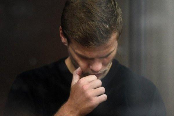 Кокорин расплакался в суде