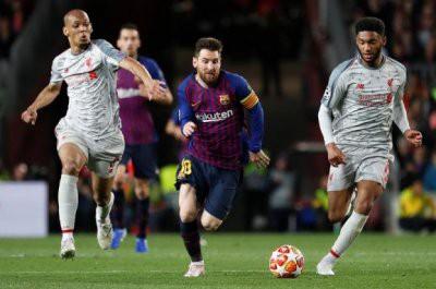 Анонс полуфинала Лиги чемпионов «Ливерпуль» - «Барселона»