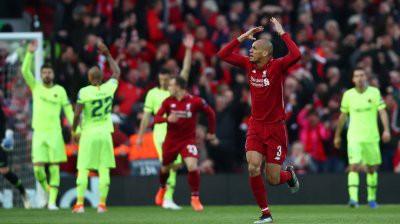«Ливерпуль» стал 3-м клубом в истории вышедшим в финал ЛЧ с камбэком в 3 гола