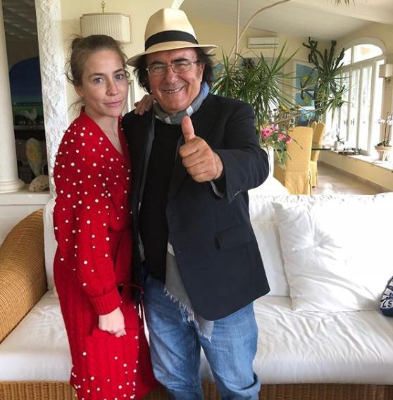 Ходят слухи, что Юлия Барановская переедет в Италию к новому избраннику
