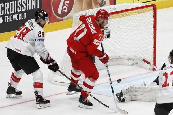 Россия - Австрия, хоккей: как сыграли, счет, видео голов смотреть онлайн