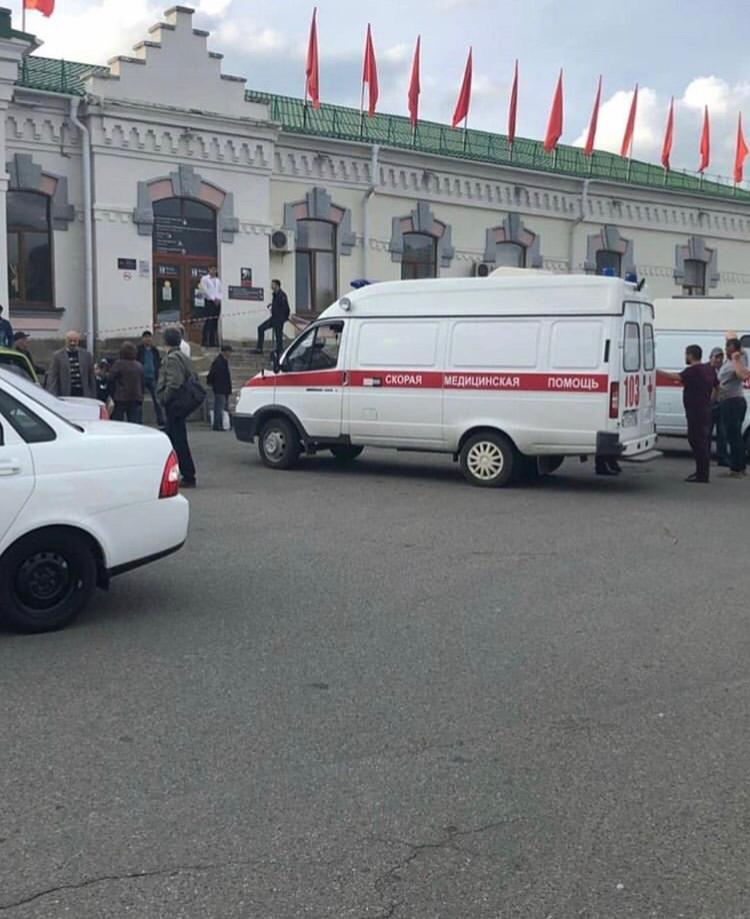 В города КМВ приходят сообщения об угрозе теракта