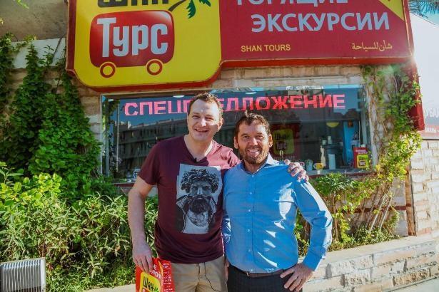 Исмагил Шангареев. Марат Башаров выбирает «Шан Турс»