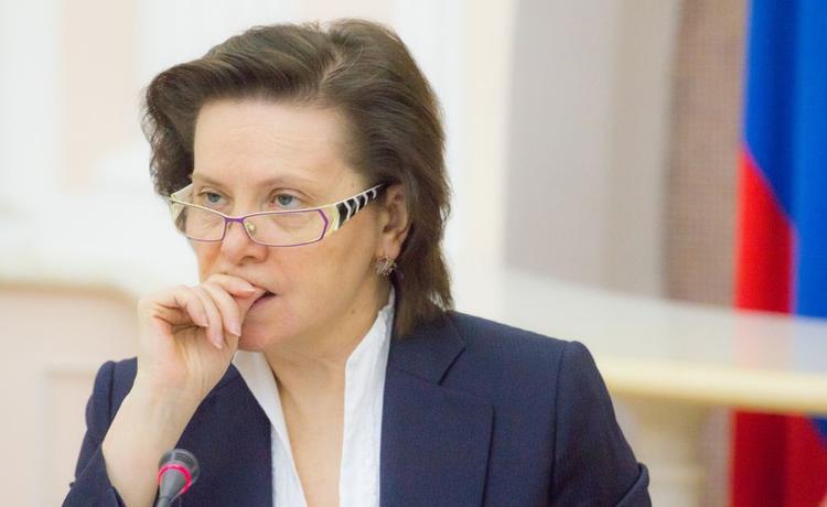 Журналисты узнали размер пенсии единственной российской женщины-губернатора