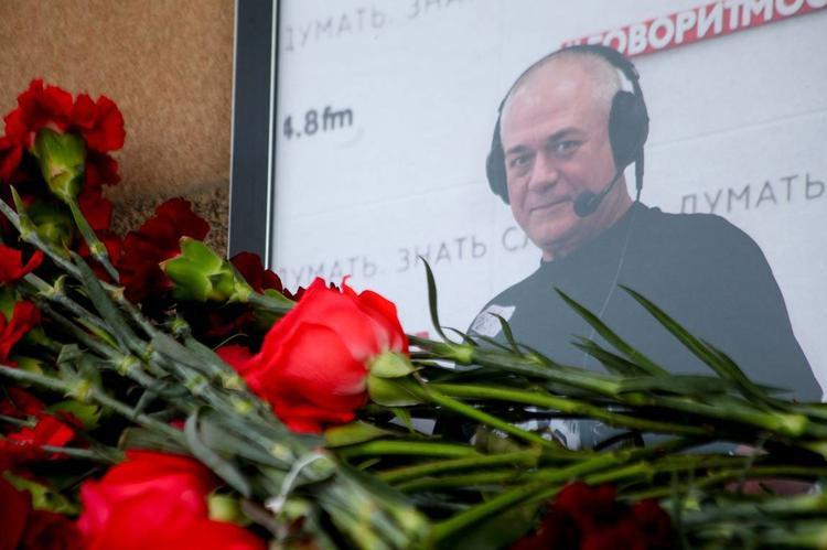 До свидания, Сережа: Москва простилась с Сергеем Доренко