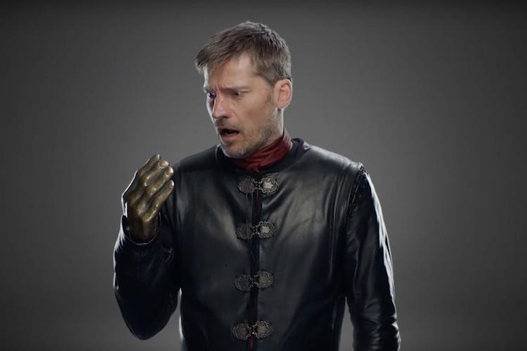 Игра престолов — дубль второй