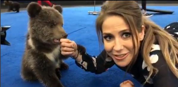 Юлия Барановская разгневала защитников животных