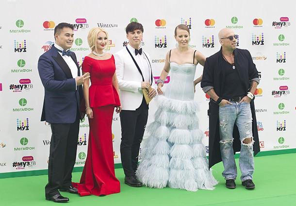 Казахский певец Димаш Кудайбергенов выступит на «Премии МУЗ-ТВ»