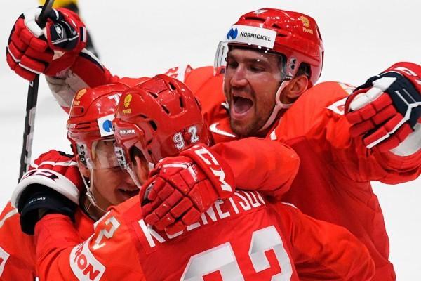 Швеция - Россия, хоккей, как сыграли 21 мая 2019: результат, счет, видео голов