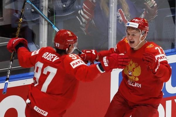Россия - США, хоккей: как сыграли наши, результат матча, счет, обзор (видео голов)